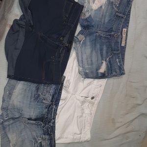 Bundle shorts sizes 5-7
